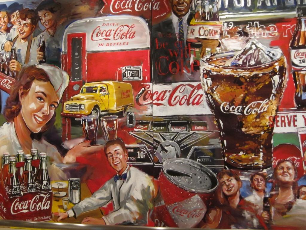 El mundo de Coca-Cola