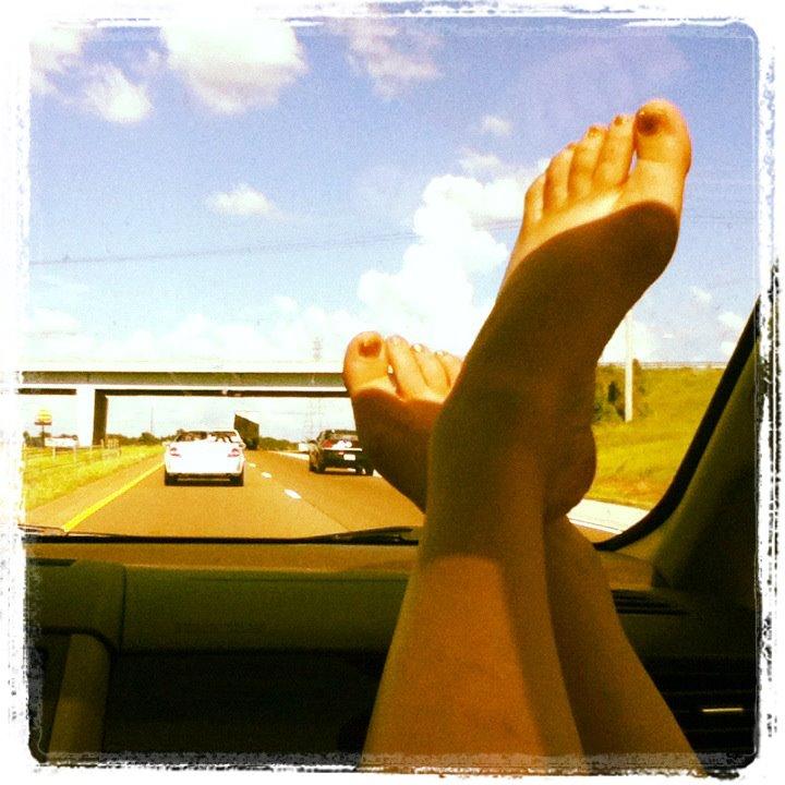 La carretera y yo